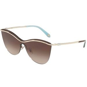 Tiffany TF3058 Gold Sunglasses